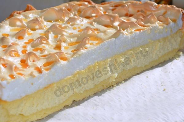 Слезы ангела пирог пошаговый рецепт с фото