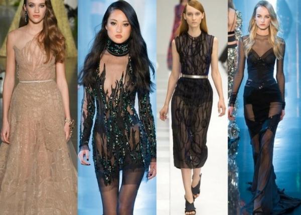 Какие модные платья 2017 года