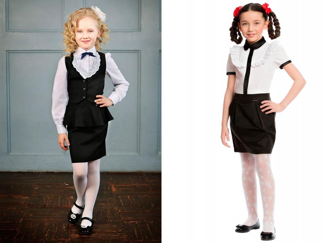 Блузки Школьная Форма